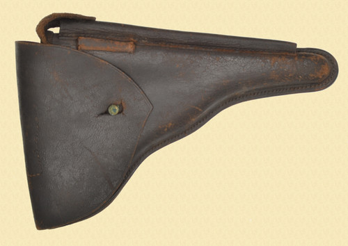 GERMAN 1906 PORTUGESE M2 LUGER HOLSTER - M8262
