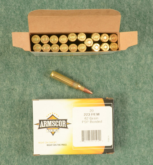 AMMUNITION 223 REMINGTON - C31066