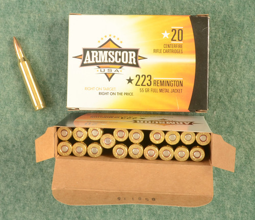 ARMSCOR AMMUNITION - C48455
