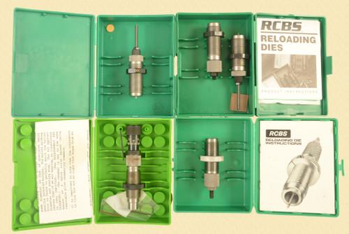 RCBS DIE SET NECK SIZER .222 Remington - C31317
