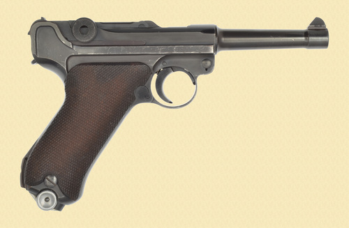 MAUSER P 08 Luger - D16059