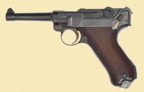 MAUSER 1937 BANNER DUTCH - D32098