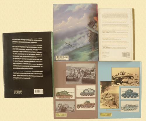 BOOKS GERMAN WW2 MILITARY - C31119