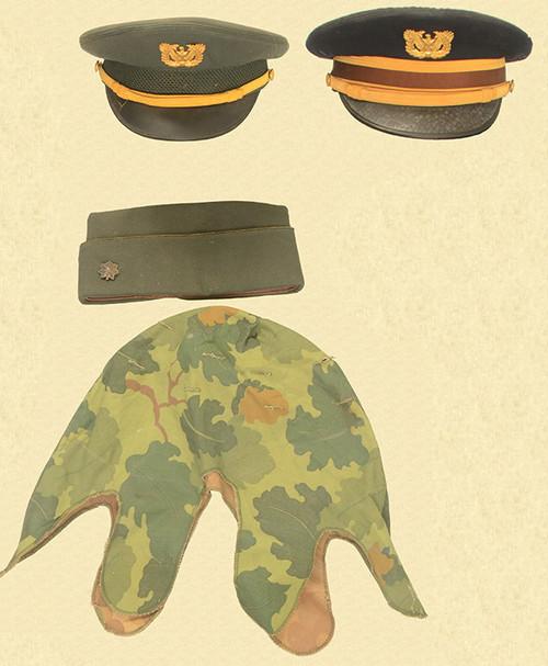 USGI ARMY HATS LOT OF 4 - C31128