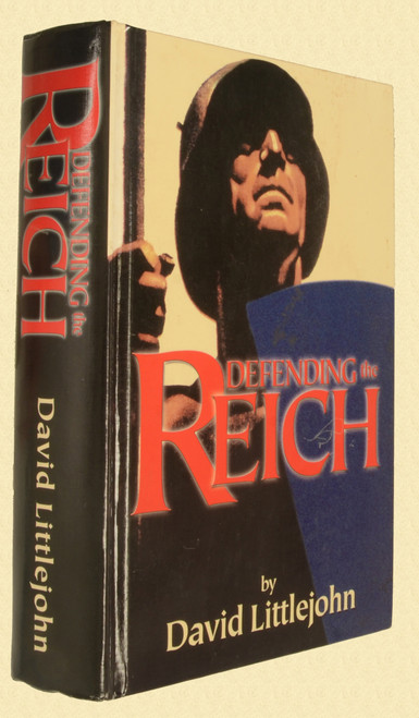 BOOK DEFENDING THE REICH - M8310