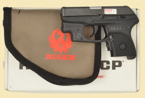 RUGER LCP - C31185