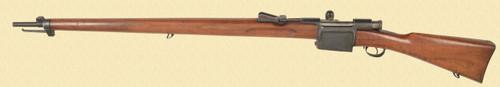 SIG MONDRAGON 1894 MARCHING RIFLE - Z35356