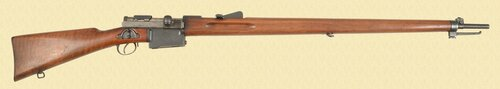 SIG MONDRAGON 1894 MARCHING RIFLE - Z35356