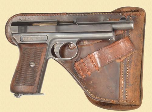 MAUSER 1914 HUMPBACK - C31196
