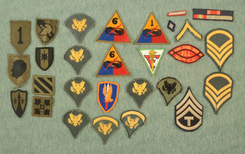 USGI MILITARY PATCHES - C31198