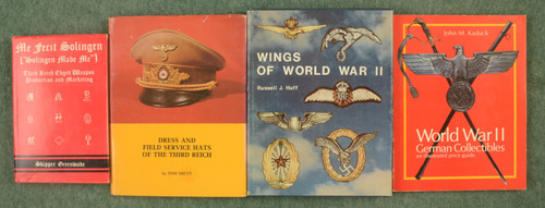 BOOKS WW II GERMAN MILITARY - C31211