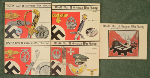 BOOKS WW II GERMAN MILITARY - C31213