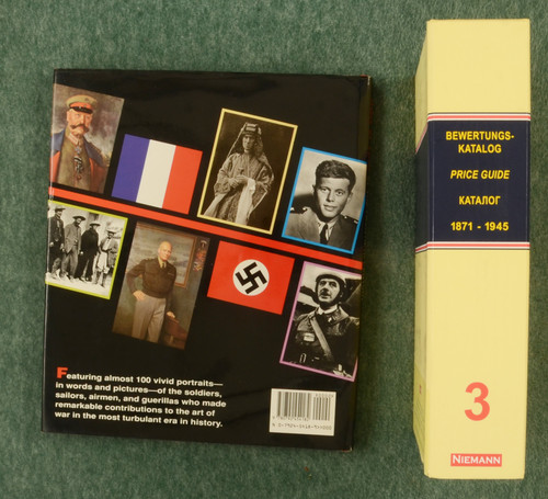 BOOKS WW II GERMAN MILITARY - C31214