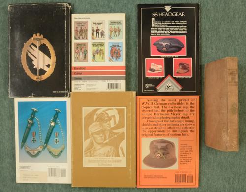 BOOKS WW II GERMAN MILITARY - C31220