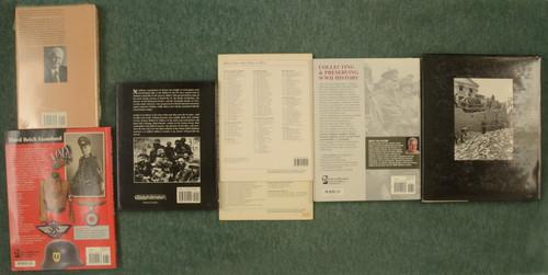 BOOKS WW II GERMAN MILITARY - C31224