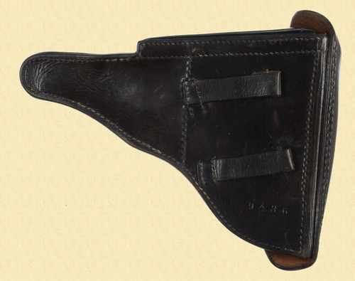 POLICE LUGER HOLSTER - M6096
