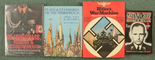 BOOKS WW II GERMAN MILITARY - C31222