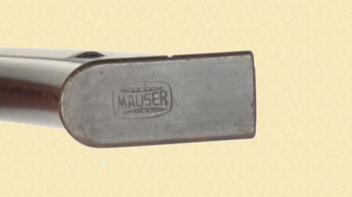 MAUSER PREWAR MAGAZINE .22 RIFLE - M8377