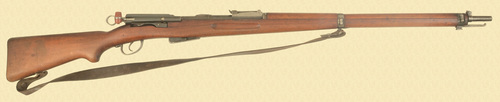 SWISS MODEL 1911 INFANTRY RIFLE - Z44924