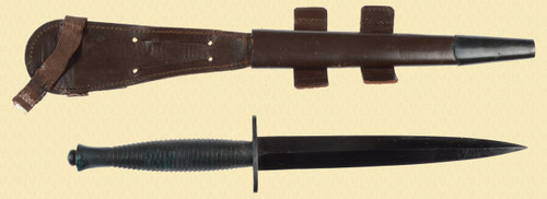 FAIRBAIRN SYKES FIGHTING KNIFE - C24536