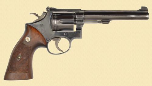 Smith & Wesson 17 - Z46998