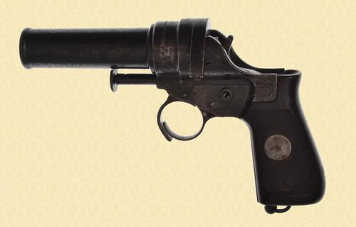 CZECH VZ 30 FLARE PISTOL - C28819