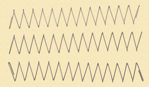 H & K MAGAZINE SPRINGS  (3) - C31557