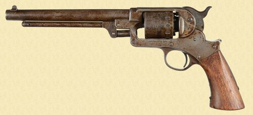 STARR ARMS MODEL 1863 ARMY REVOLVER - M5196