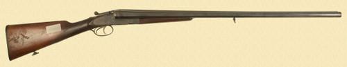 FN SXS SIDELOCK - Z45663