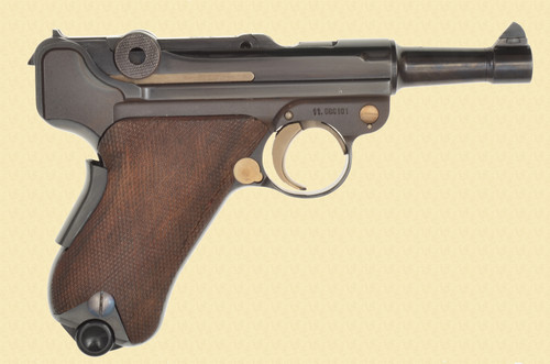 MAUSER BABY LUGER - D16113