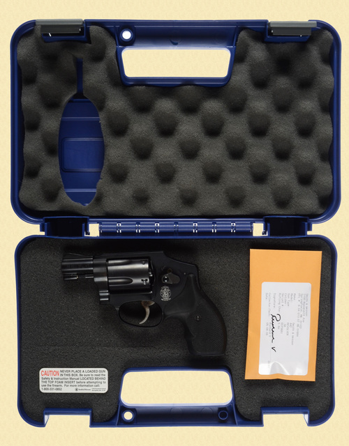 SMITH & WESSON MODEL 442-2 - D14001
