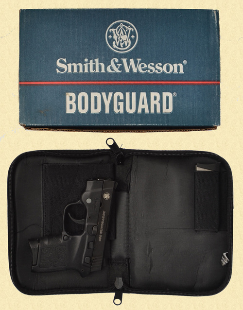 SMITH & WESSON BG380 BODYGUARD - D14776