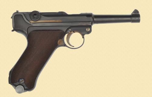 MAUSER 1934 BANNER COMMERCIAL - D32126