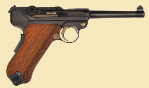 MAUSER SWISS 75'TH YEAR COMMEMORATIVE - D16118