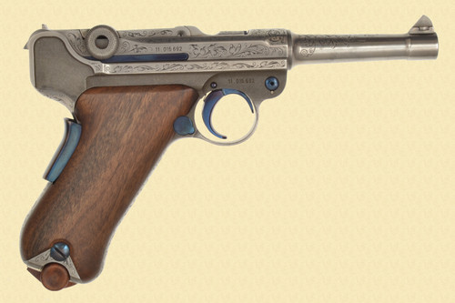MAUSER 06/73 TWO TONE ENGRAVED - D16111