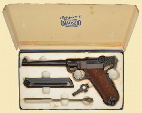 MAUSER INTERARMS P.08 AMERICAN EAGLE - D16133