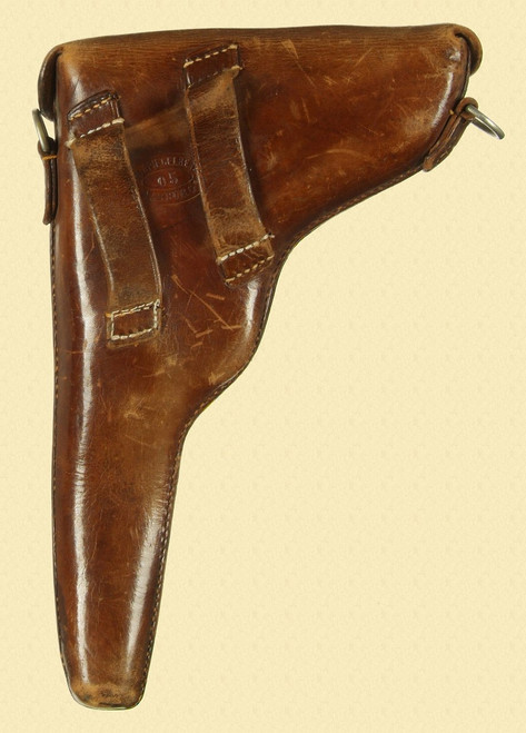 SWISS LUGER HOLSTER - M4684