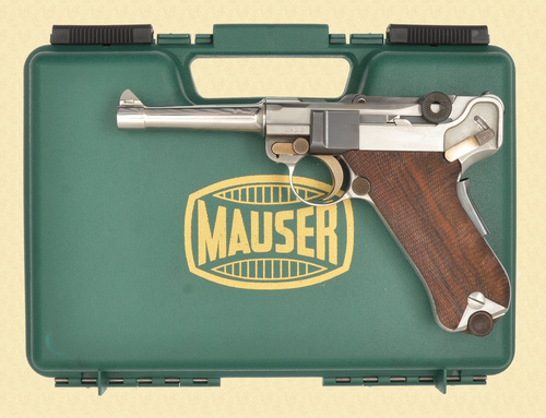 MAUSER LATE TWO TONE SPECIAL ORDER - D16112