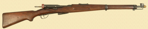 SWISS K-11 CARBINE - Z47062
