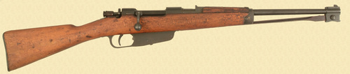 Turin Army Arsenal M91-CARBINE - Z47171
