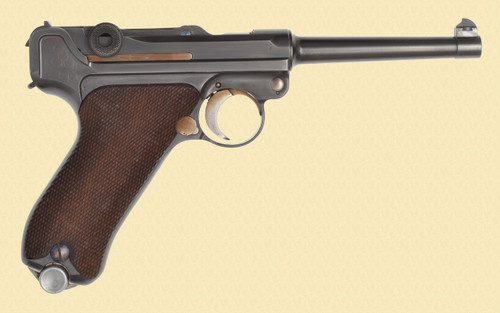 MAUSER 1906/34 BANNER COMMERCIAL - C40049