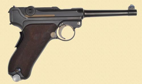 MAUSER LUGER 1939 BANNER COMMERCIAL - C40435