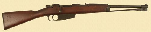 Turin Army Arsenal M91-38 - Z47172