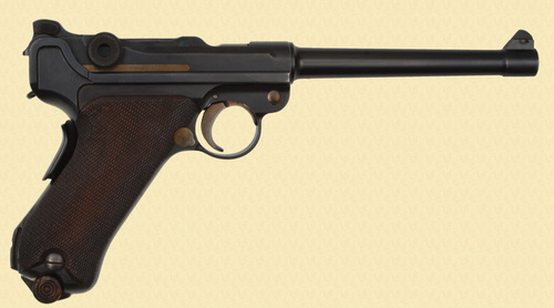 DWM LUGER 1906 NAVY 2ND ISSUE - C32335