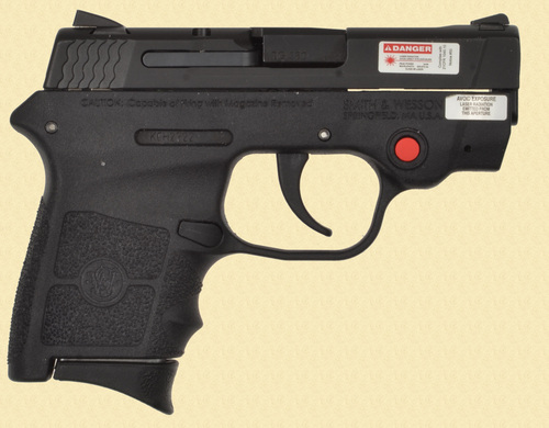 S & W M&P BODYGUARD 380 - D32151