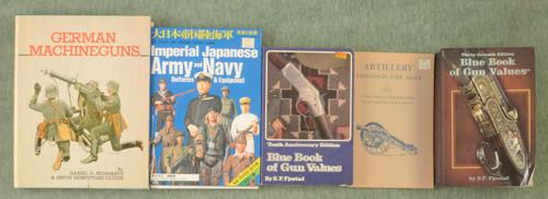BOOKS GERMAN MACHINEGUNS - M8516
