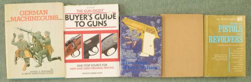 BOOKS GERMAN MACHINEGUNS - M8517