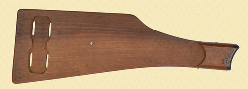 GERMAN LUGER COMMERCIAL NAVY STOCK - C32330