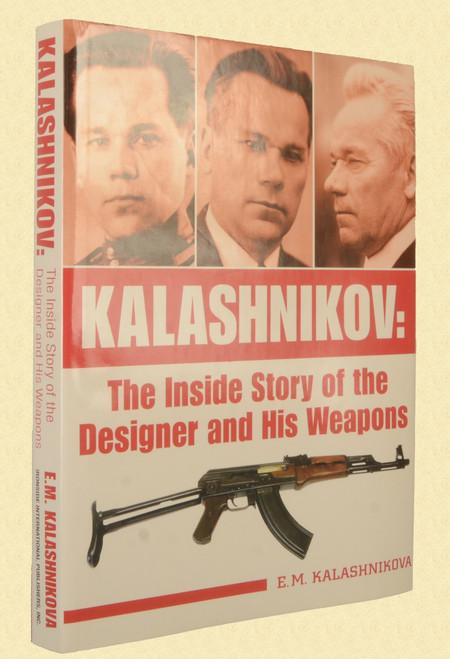BOOK KALASHNIKOV - K1836