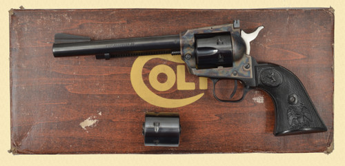 Colt NEW FRONTIER SCOUT DUAL CYLINDER - Z47473